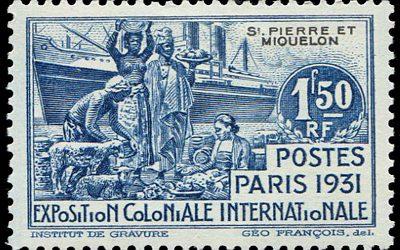 Au Verso du timbre